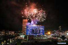 Israel's 73rd Independence Day marked in Tel Aviv
