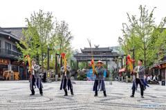 Traditional culture draws tourists to Danzhai, China's Guizhou
