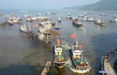 Annual summer fishing ban starts in China