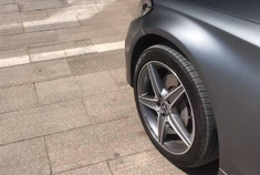 奔驰C旅行(S205)车顶密封橡胶条老化、塌陷……