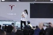 特斯拉回应上海车展维权事件:当事人未同意分析车辆数据