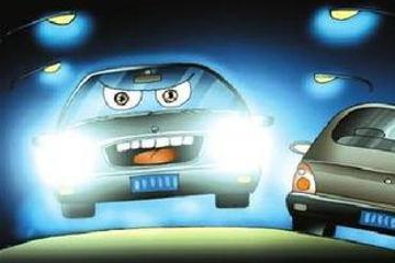 夜间跑高速要注意什么?老司机的经验总结,你一定要看!