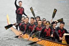Dragon Boat Festival celebrated in Tianjin