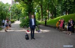 In pics: graduation ceremony at Riga Stradins University