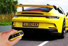 全新保时捷992 GT3,百公里加速3.9秒,最高时速320/公里