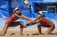 Chinese players compete at Tokyo Olympic Games