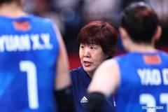 Tokyo 2020 women's volleyball preliminary round: China vs. U.S.