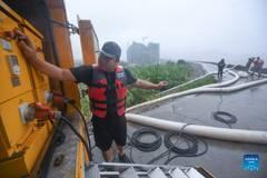Zhejiang upgrades emergency response to Typhoon Chanthu to highest level