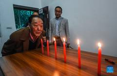 Activities carried out in Guizhou to celebrate Double Ninth Festival