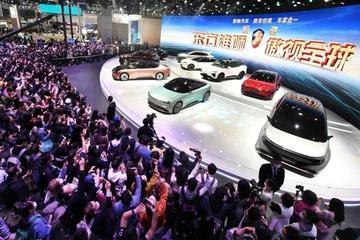 2021上海车展丨恒大全系列车型首次对外亮相,计划年底试生产明年批量交付