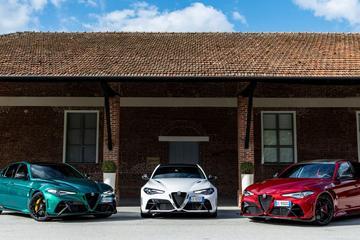 全新Giulia GTA/GTAm全球首发 配2.9T V6双涡轮增压发动机