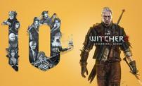 为庆祝《巫师2》10周年 CDPR发布角色艺术绘图庆祝