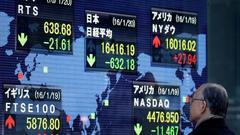 担忧情绪蔓延亚欧股市普跌 从中长期看无需过度悲观