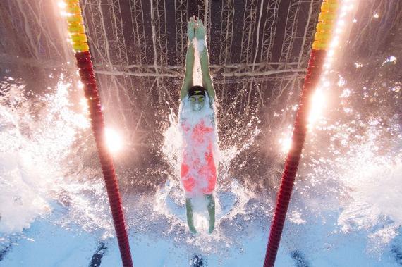里约奥运会的泳池充斥争议