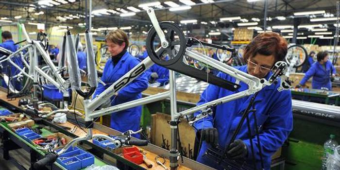 法国7月工业产出仅增长0.3%