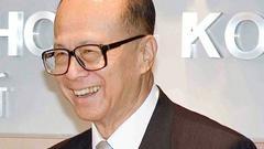 福布斯香港富豪榜:李嘉诚360亿美元蝉联首富20年