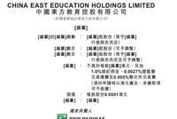 新东方烹饪教育母公司东方教育通过港交所上市聆讯