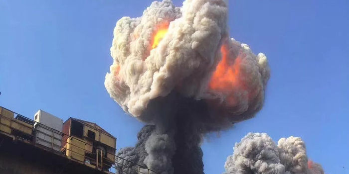 方大高炉燃爆1死9伤 回应:不会有有毒气体和物质扩散