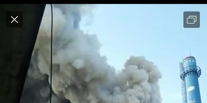 南昌方大特钢厂区内炼钢高炉爆炸致1死9伤