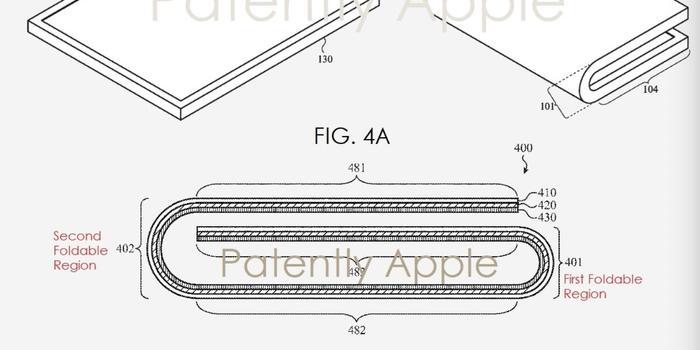苹果折叠屏专利获批:覆盖层保护显示屏