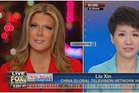 """中美女主播""""辩论"""" 外国网友点赞刘欣:很棒!"""