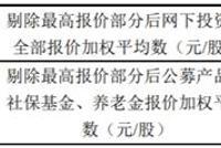 华兴源创发行价24.26元/股 还原科创板第一股定价如何出炉