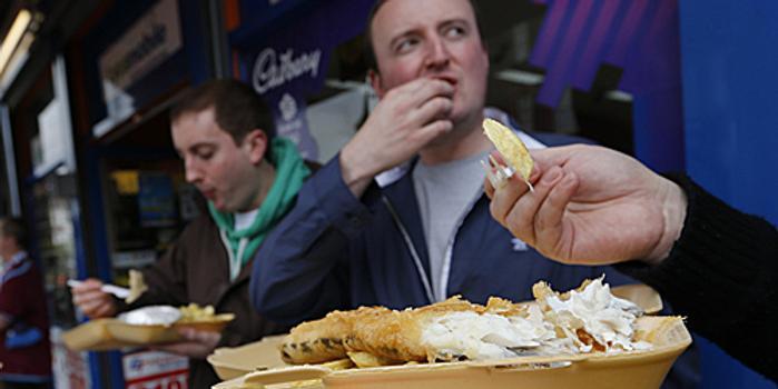 英国炸鱼薯条店成中国网红 英媒:有望在成都开店