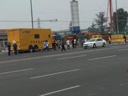 青岛地铁一号线发生坍塌事故 塌方面积约100余平方米