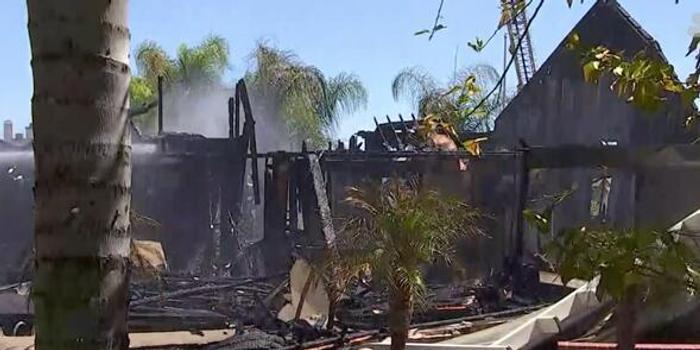 美國加利福尼亞州發生天然氣爆炸 致1死15傷
