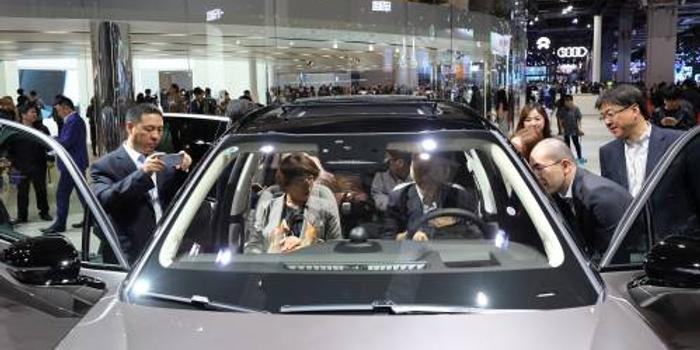 各大车企发力中国 东京车展现衰落迹象