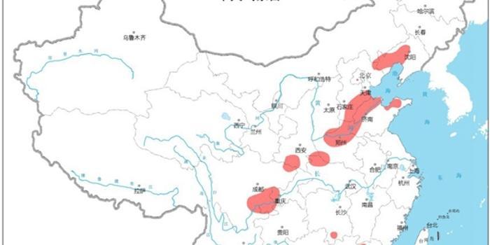 辽宁山东河南四川等地有8-9级雷暴大风或冰雹
