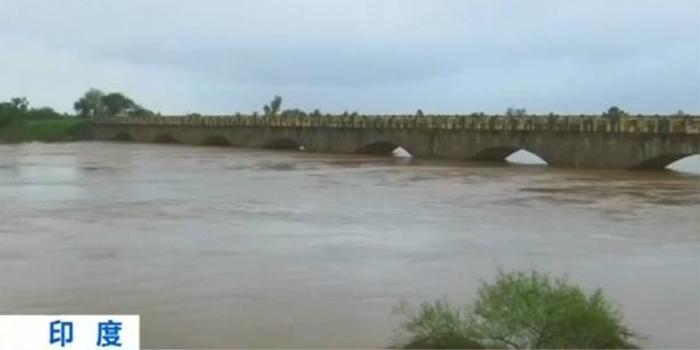 黑龍江體彩11選5_印度多地暴雨引發洪災和山體滑坡 至少35人死亡