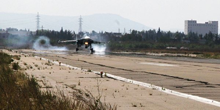 俄军驻叙利亚空军基地击落6架无人机