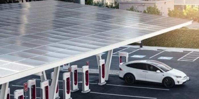 特斯拉將翻倍增加超級充電站 V3超級充電樁年底入華