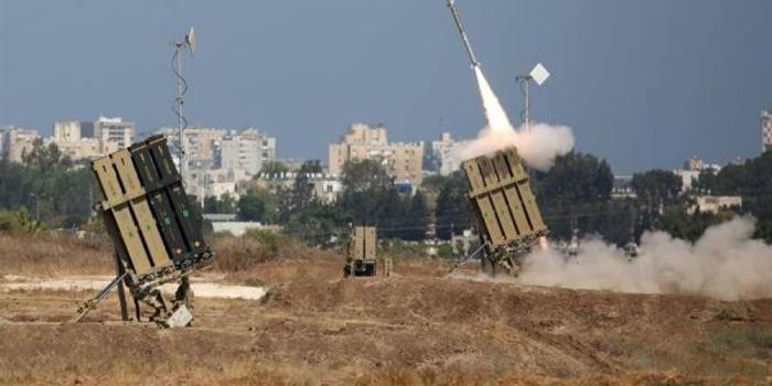 美陸軍將采購鐵穹反導系統 已在以色列投入實戰