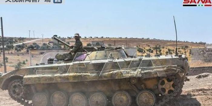 叙政府军与反政府武装继续在伊德利卜省南部激战