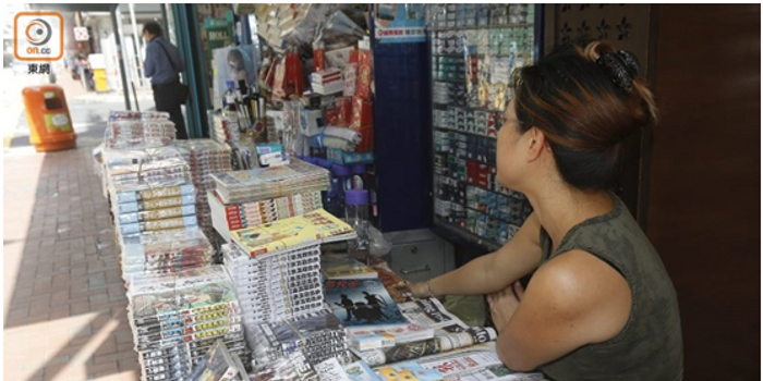 香港反對派非法活動逼眾多店鋪關門 餐廳老板無奈