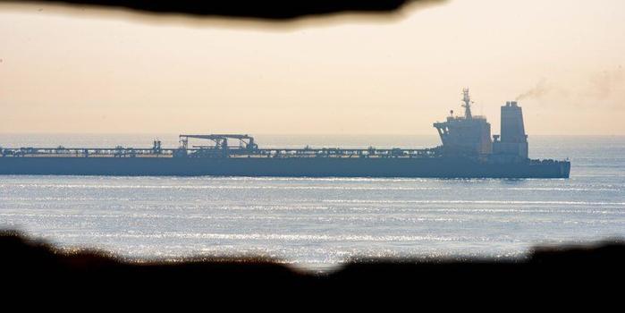不顧美國施壓 伊朗油輪將離開直布羅陀