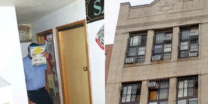 美国一59平公寓被隔成11间房住9人 房东被重罚