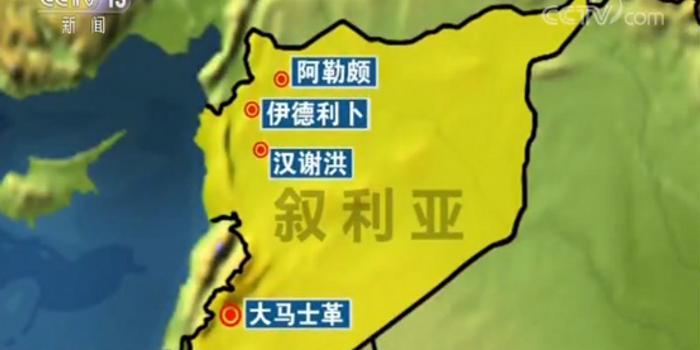 敘政府軍攻入南部重鎮漢謝洪 繳獲大量武器彈藥