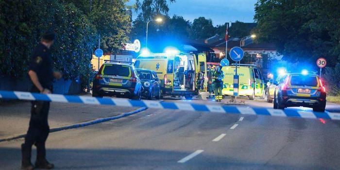 瑞典首都发生枪击案致一人死亡 嫌犯在逃