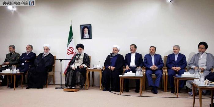 伊朗总统:继续对伊进行制裁 不利于地区安全稳定
