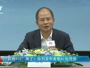 华为轮值董事长:禁令延期90天对下一代AI芯片无影响