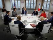 外媒:川普G7遭批评浪潮 多位领导人反对贸易战