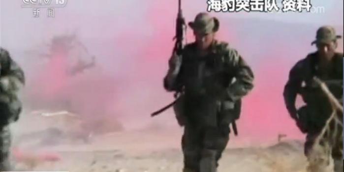 """美国海豹突击队""""丑闻""""不断 三名军官被解职"""