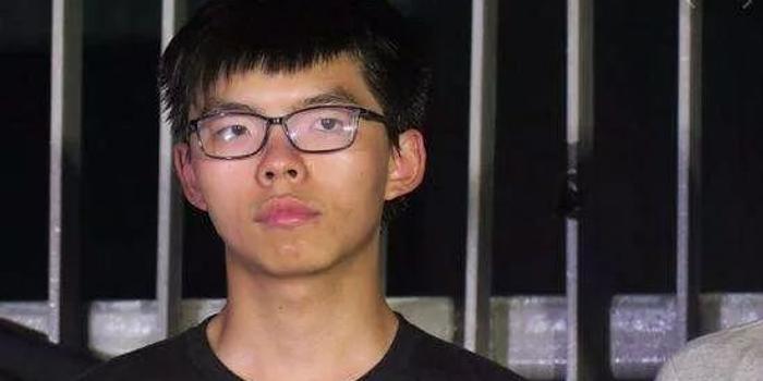 两抓两放 香港司法就治不了黄之锋吗?
