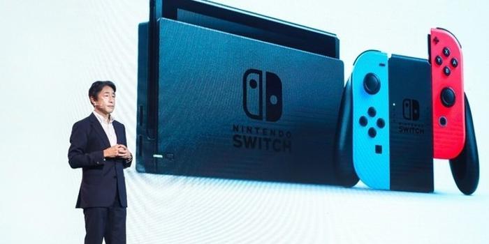 """腾讯注册""""腾任科技"""" 为了国行Switch"""