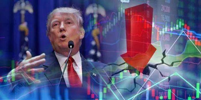 特朗普成美国第四位遭弹劾总统 美股杀跌亚太全低开
