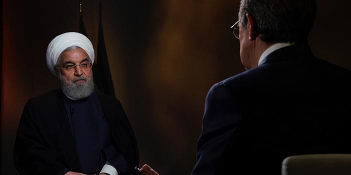 伊朗總統魯哈尼:美國走到哪 恐怖主義就在哪