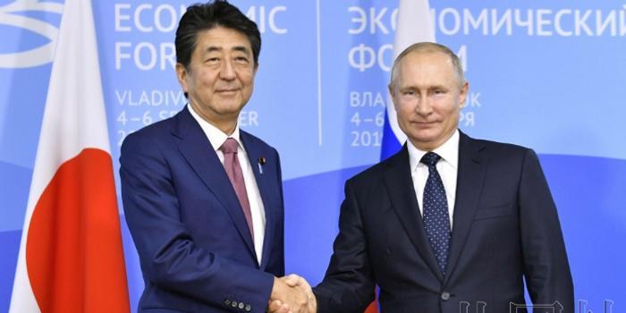 俄總統發言人:目前不可能向日本移交爭議島嶼